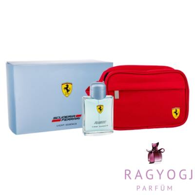 Ferrari - Scuderia Ferrari Light Essence (125 ml) Szett - EDT