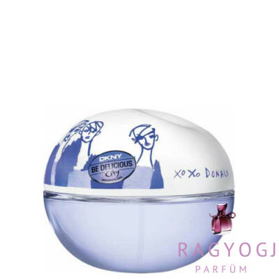 DKNY - Be Delicious City Girls Brooklyn Girl (50 ml) Teszter - EDT
