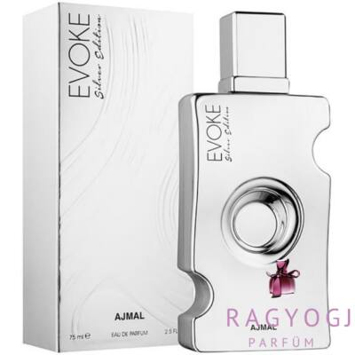 Ajmal - Evoke Silver Edition (75 ml) - EDP