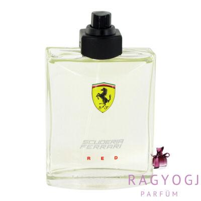 Ferrari - Scuderia Ferrari Red (125ml) Teszter - EDT