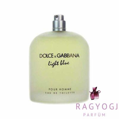 Dolce & Gabbana - Light Blue Pour Homme (125ml) Teszter - EDT