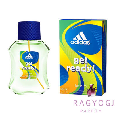 Adidas - Get Ready! For Him (50 ml) - EDT