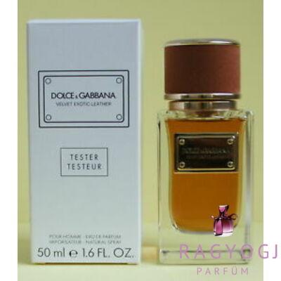 Dolce&Gabbana - Velvet Exotic Leather (50 ml) Teszter - EDP