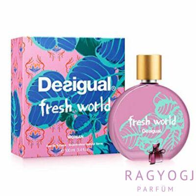 Desigual - Fresh World (100 ml) - EDT
