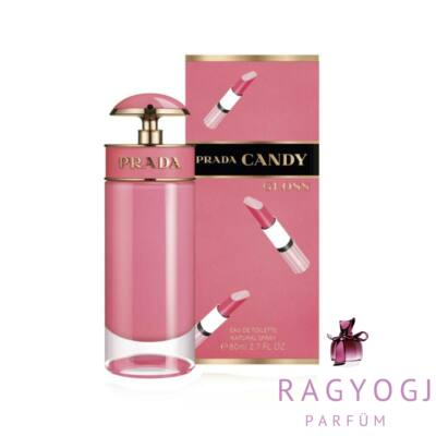 Prada - Candy Gloss (80 ml) - EDT