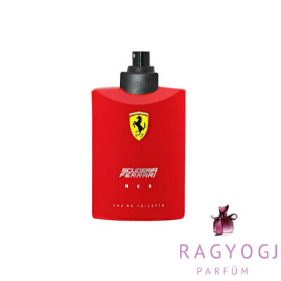 Ferrari Scuderia Ferrari Red EDT 125ml Tester