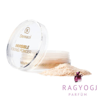 Dermacol - Invisible Fixing Powder Natural (13g) - Kozmetikum