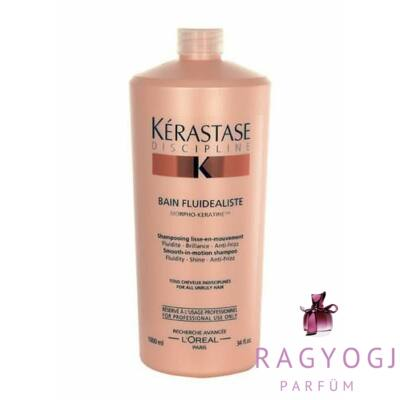 Kérastase - Discipline Bain Fluidealiste Shampoo (1000ml) - Sampon