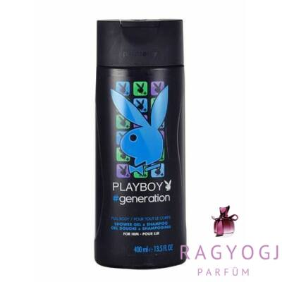 Playboy - Generation For Him (400ml) - Fürdőzselé