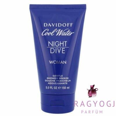 Davidoff - Cool Water Night Dive (150ml) - Fürdőzselé