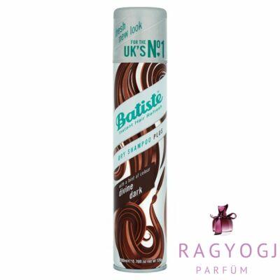 Batiste - Dry Shampoo Plus Divine Dark (200ml) - Száraz Sampon