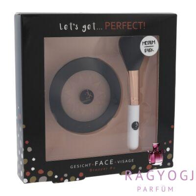 2K - Let´s Get Perfect! Bronzer (10g) Szett - Pirosító