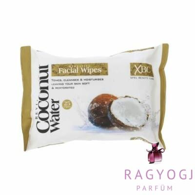 Xpel - Coconut Water Facial Wipes (25ks) - Törlőkendő
