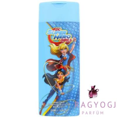DC Comics - Super Hero Girls Bubble Bath (350ml) - Kozmetikum