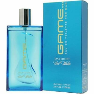 Davidoff - Cool Water Game (100ml) - EDT