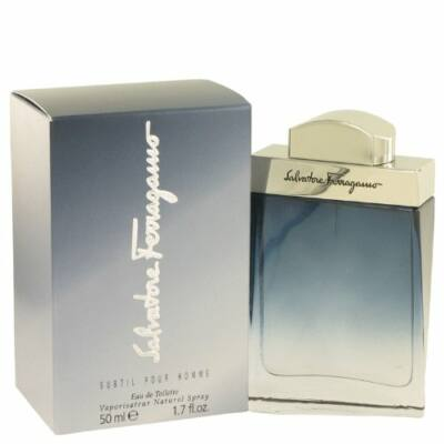 Salvatore Ferragamo - Subtil (50ml) - EDT