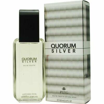 Antonio Puig - Quorum Silver (100ml) Teszter - EDT