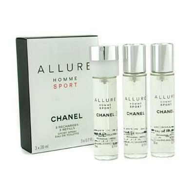 Chanel - Allure Sport (3x20ml) - EDT