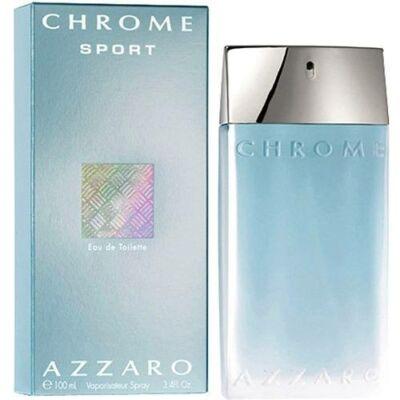 Azzaro Chrome Sport EDT 100ml