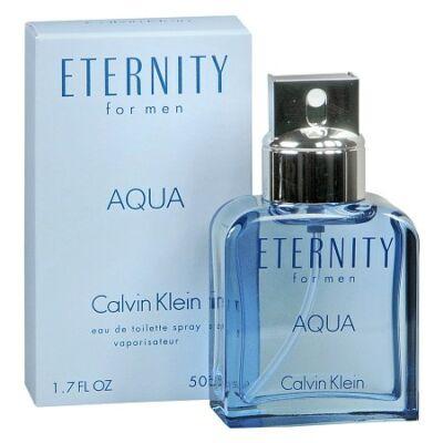 Calvin Klein - Eternity Aqua (50ml) - EDT