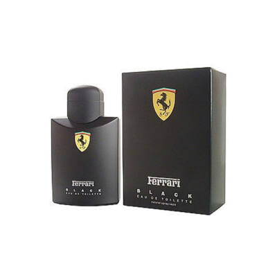 Ferrari Scuderia Ferrari Black EDT 125ml