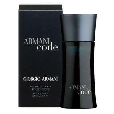 Giorgio Armani Armani Black Code EDT 50ml