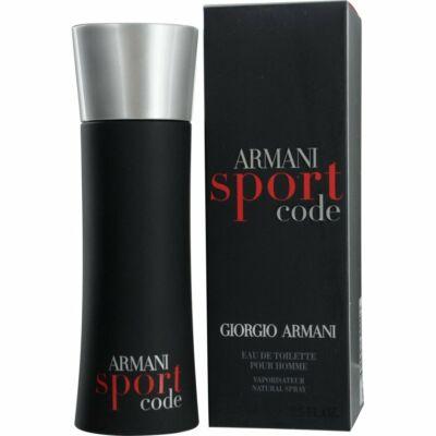 Giorgio Armani - Code Sport (30ml) - EDT