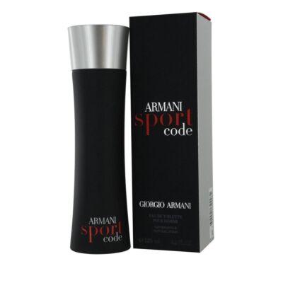 Giorgio Armani - Code Sport (125ml) - EDT