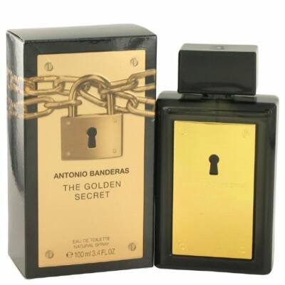 Antonio Banderas - The Golden Secret (100ml) - EDT