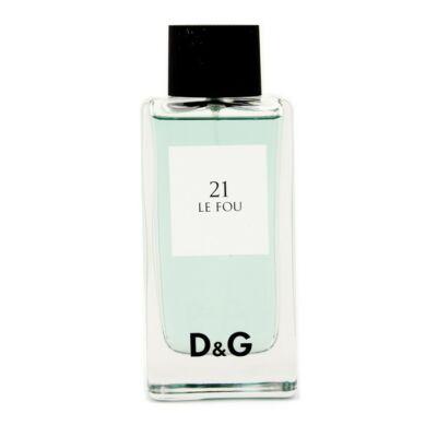 Dolce & Gabbana - Le Fou 21 (100ml) Teszter - EDT