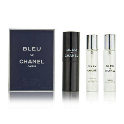 Chanel - Bleu de Chanel (3x20ml) - EDT