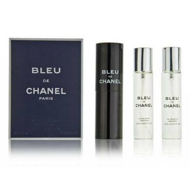 Chanel - Bleu de Chanel Refill (3x20ml) - EDT