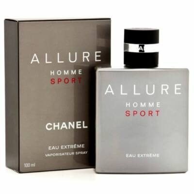 Chanel - Allure Sport Eau Extreme (100ml) - EDT