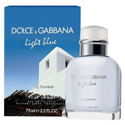 Dolce & Gabbana - Light Blue Living Stromboli (75ml) - EDT