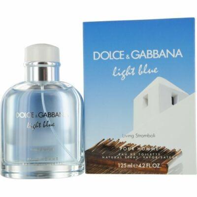 Dolce & Gabbana - Light Blue Living Stromboli (125ml) - EDT
