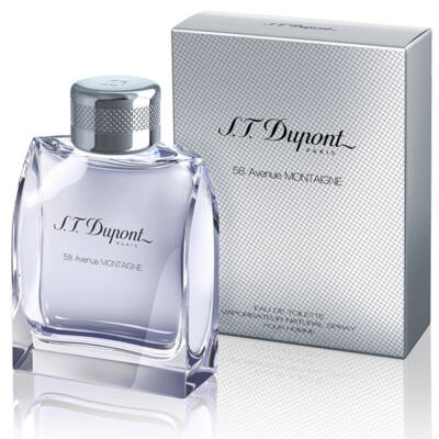 Dupont - 58 Avenue Montaigne (50ml) - EDT