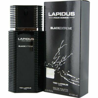 Ted Lapidus - Black Extreme (100ml) - EDT