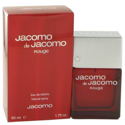 Jacomo - de Jacomo Rouge (50ml) - EDT