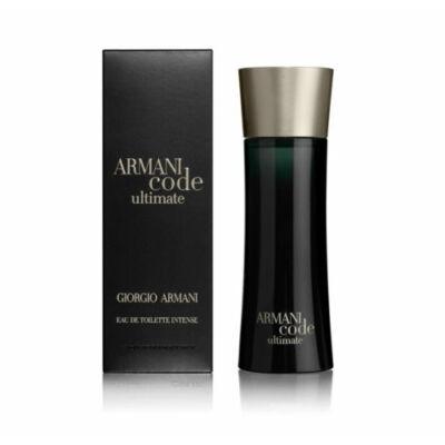 Giorgio Armani - Code Ultimate (75ml) Teszter - EDT