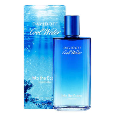 Davidoff - Cool Water Into The Ocean (125ml) - EDT