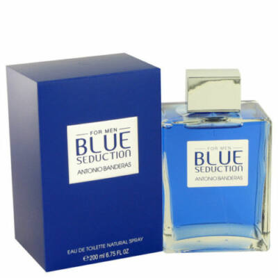 Antonio Banderas - Blue Seduction (200ml) - EDT