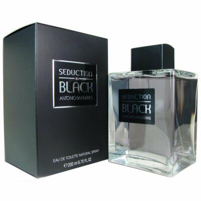 Antonio Banderas - Seduction in Black (200ml) - EDT