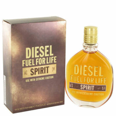 Diesel - Fuel for Life Spirit (75ml) - EDT