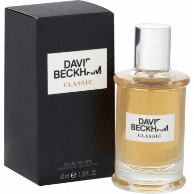 David Beckham - Classic (40ml) - EDT