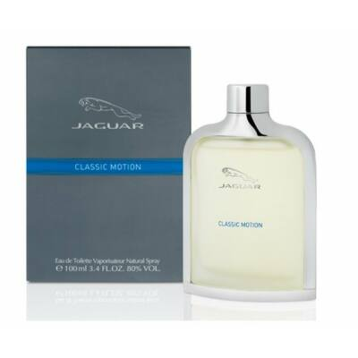 Jaguar - Classic Motion (100ml) - EDT