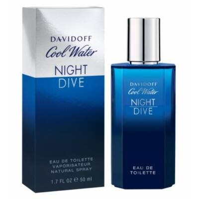 Davidoff - Cool Water Night Dive (50ml) - EDT