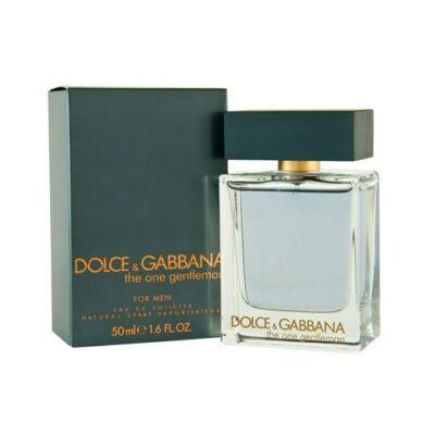 Dolce & Gabbana - The One Gentleman (50ml) Teszter - EDT