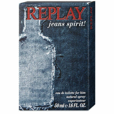 Replay - Jeans Spirit (50ml) - EDT