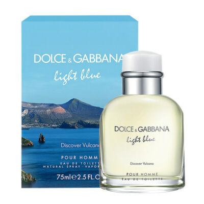 Dolce & Gabbana - Light Blue Discover Vulcano (75ml) - EDT