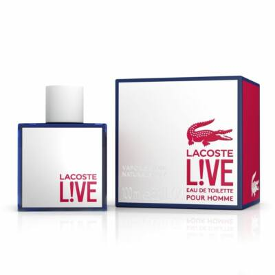Lacoste - Live (100ml) - EDT